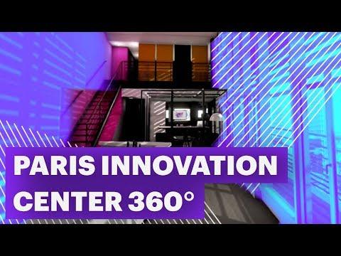 Accenture Paris Innovation Center - vidéo 360°