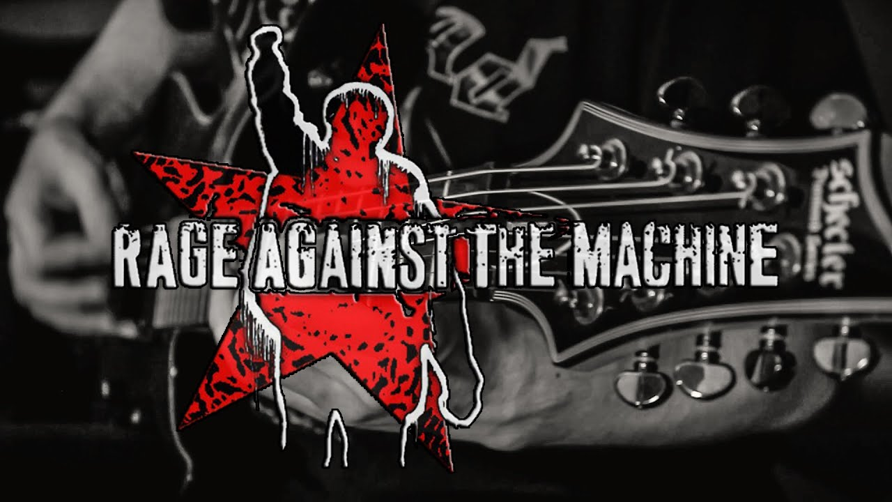 Rage Against The Machine - Bombtrack, Testify Guitar Cover By Siets96 (HD) - YouTube