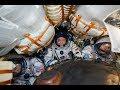 «Есть посадка!» Экипаж ТПК «Союз МС-04» благополучно вернулся на Землю