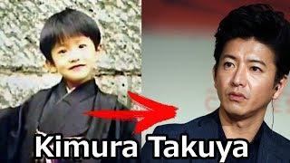 Young Kimura Takuya