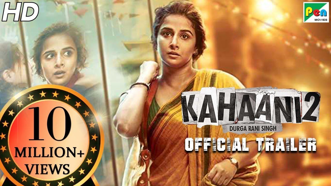 Download Kahaani 2 - Durga Rani Singh | Official Trailer | Vidya Balan | Arjun Rampal | Sujoy Ghosh