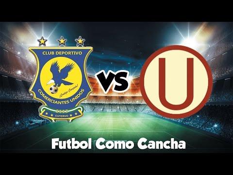 Copa Movistar | Comerciantes unidos vs Universitario |Grupo B - Fecha 7 | [EN VIVO]