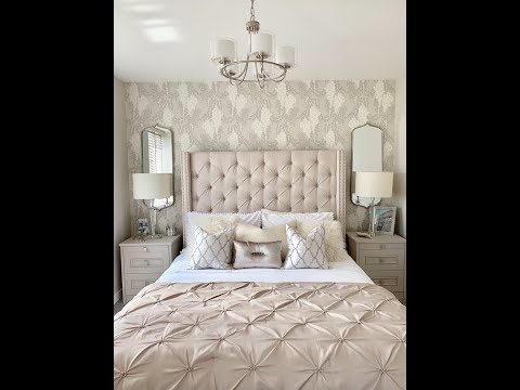 How To Make Your Bed Look Luxurious And Glamorous | Interior Styling Tips With Home Ideology