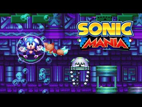 SONIC MANIA #4 - A Temida Fase da Água!!! (Nintendo Switch Gameplay)