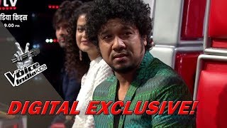Video Coach Shaan & Papon's Name Game | The Voice India Kids - Season 2 | Ep 3 download MP3, 3GP, MP4, WEBM, AVI, FLV September 2018