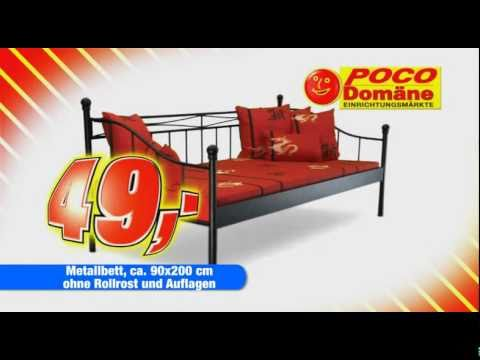 poco dom ne tv spot 2009 kalenderwoche 5 youtube. Black Bedroom Furniture Sets. Home Design Ideas