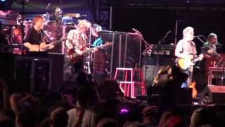Grateful Dead July 4, 2015 Set Two -  Fare Thee Well from the PIT Tripod