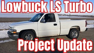 End of Year Update - Lowbuck LS Turbo Truck Project