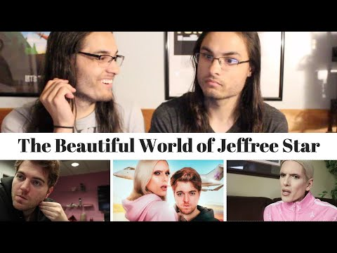 The Beautiful World of Jeffree Star - Our Reaction // Twin World thumbnail