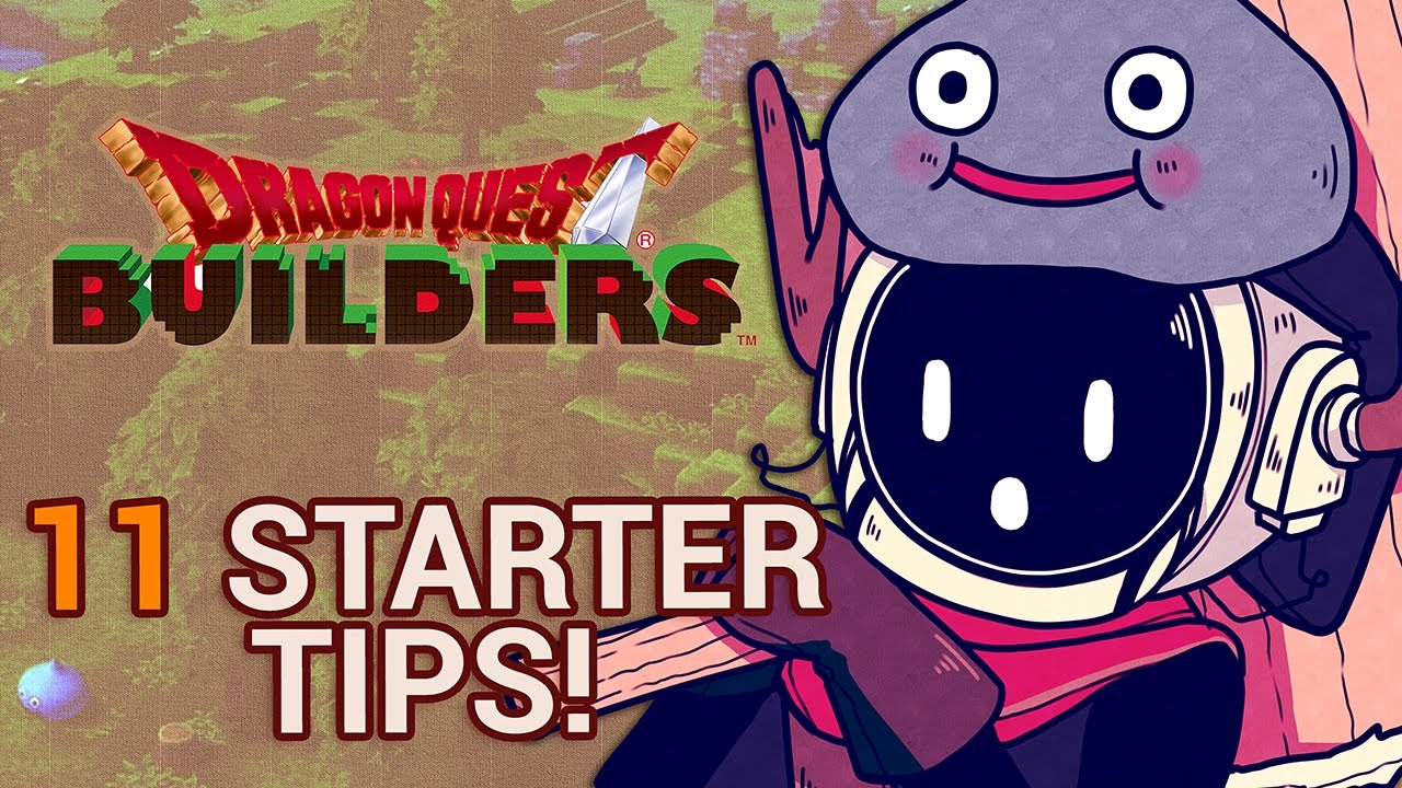 dragon quest builders tipps