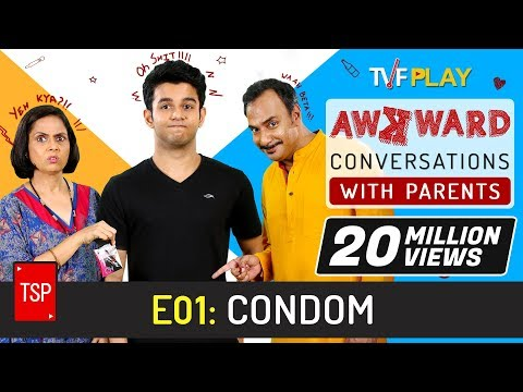 TVF Play | Awkward Conversation With Parents S01E01 I Watch all episodes on www.tvfplay.com