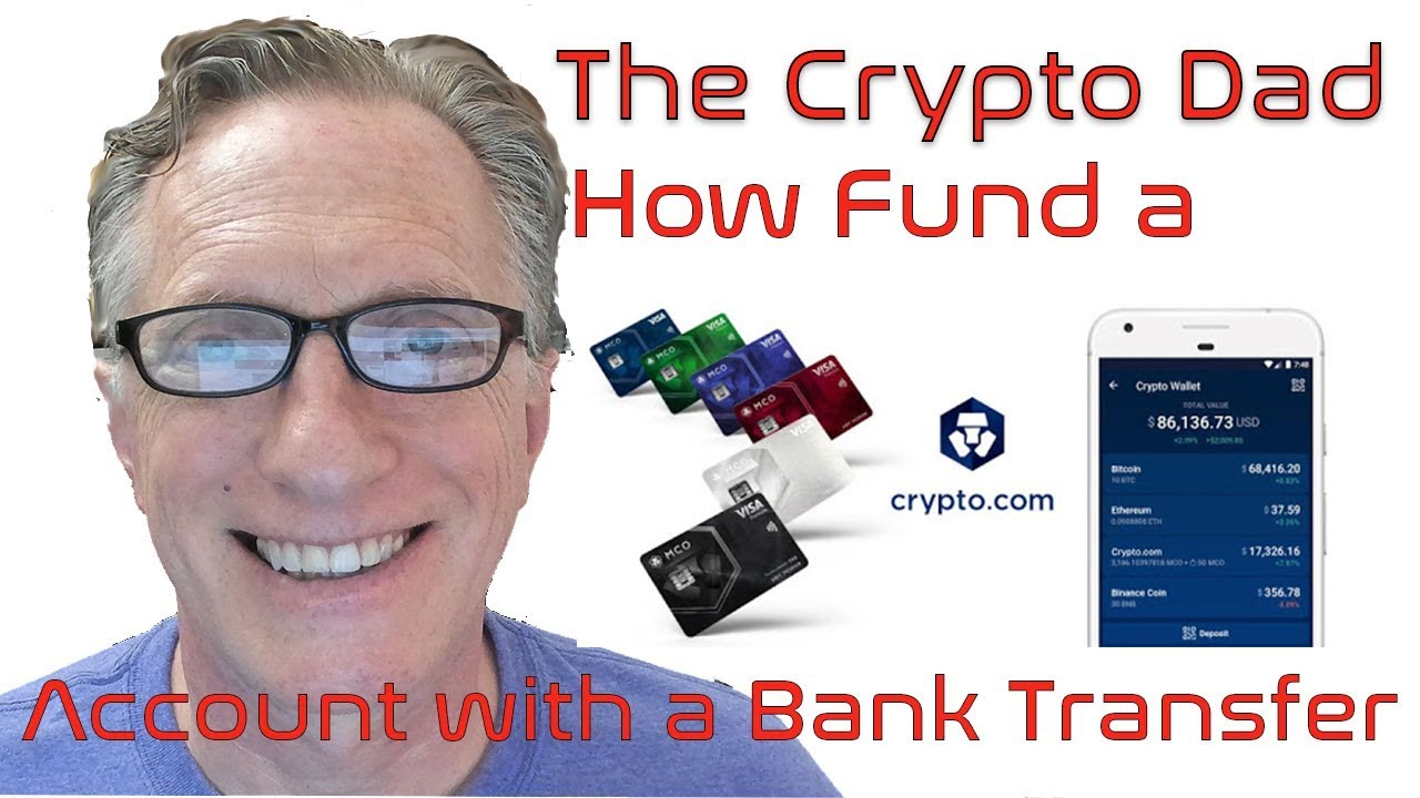 cryptocurrency wallet usd bank account