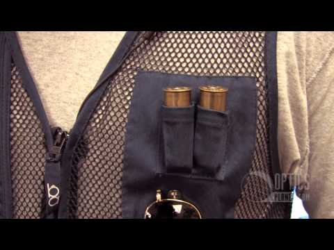 Bob Allen 240M Mesh Shooting Vest - OpticsPlanet.com