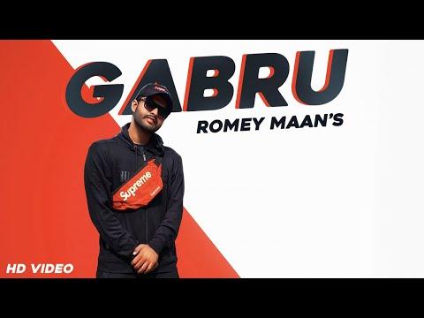 Gabru   | Romey Maan | Tru  Studios | Gabru Song | New Punjabi Songs 2020