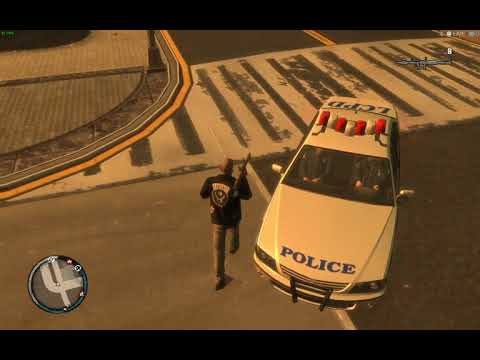 GTA IV EFLC The Lost And Damned Funny Death