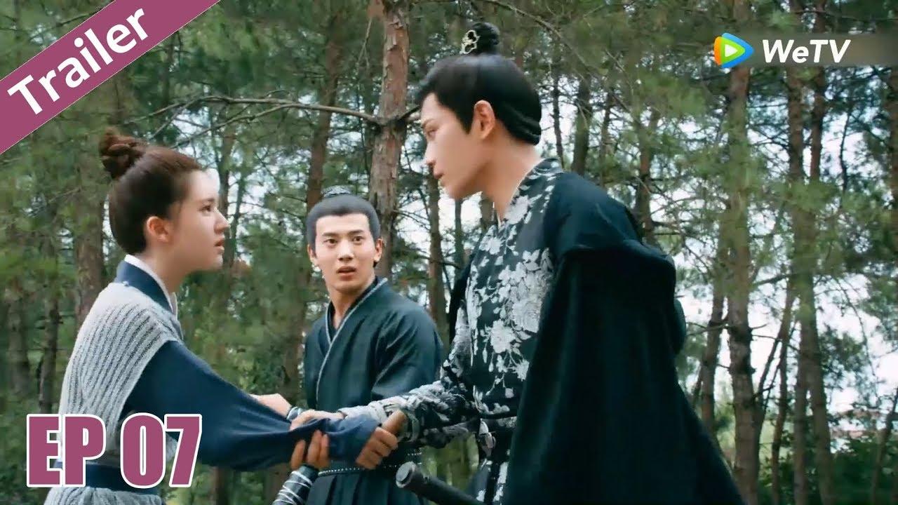 Trailer | Trần Thiên Thiên , Ngày Ấy Bây Giờ – Tập 07 (Vietsub) | Top Phim Cổ Trang Xuyên Không