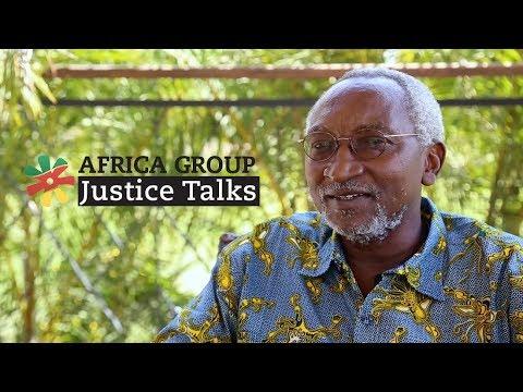 Africa Group Justice Talks: Chris Maina Peter