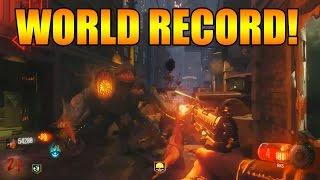 [WORLD RECORD] BO3 Zombies