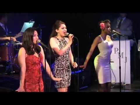 "Scott Bradlee & Postmodern Jukebox ""Burn"" June 10, 2104 at The Hamilton Live"