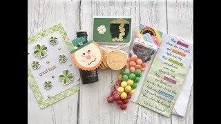 St Patrick's day crafty gift !!