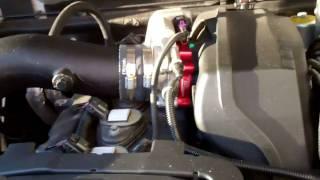 2006 Hummer H3 Air Intake + Exhaust Upgrades