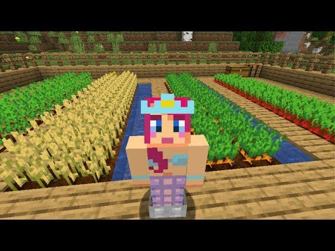 HAVEN Ep.3 FARM GIRL! | Minecraft Lets Play