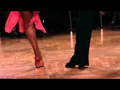 AIDA - Most Comfortable Ballroom Dance Shoes