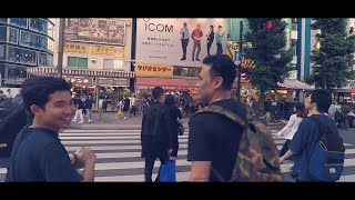 INSPIRATIVE - Beach Road Lights (a music video in memory of Japan tour 2019)