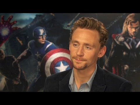 The Avengers interview: Tom Hiddleston on acting