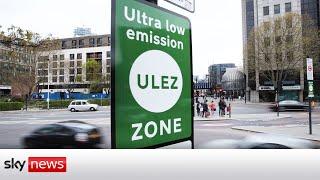 London's Ultra Low Emission Zone just got bigger