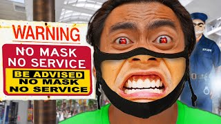 10 Types Of People in FACE MASKS..