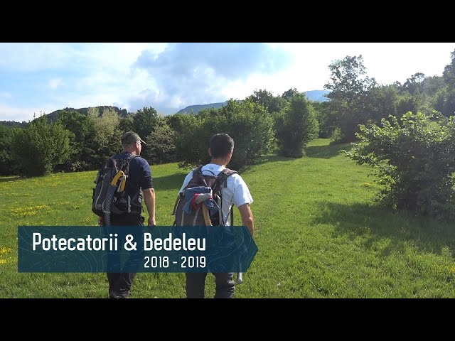 Potecători la Bedeleu (2018 - 2019)