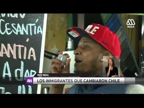 Los inmigrates que cambiaron Chile - Ahora Noticias