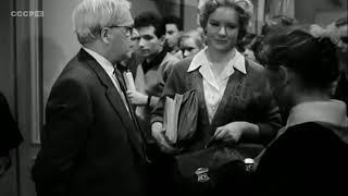 Друг мой Колька часть 7  фильм 1961 о подростках и школе