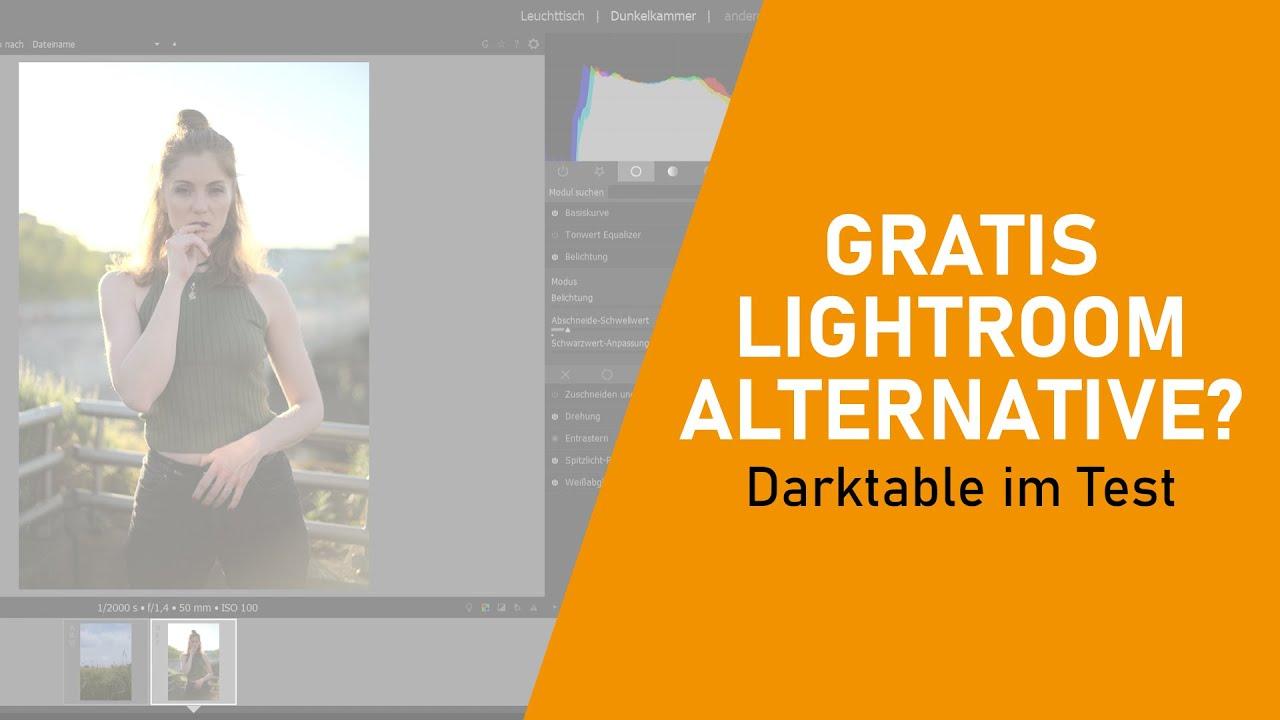 Darktable Test