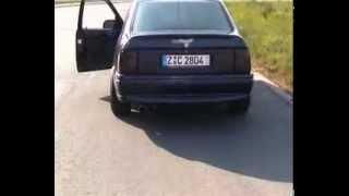 Opel Vectra A C20NE Sound