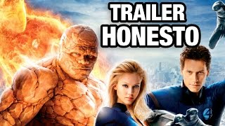Trailer Honesto - 4 Fantasticos