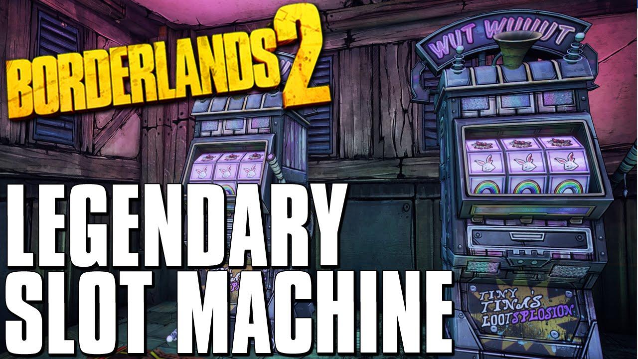Borderlands 2 unlock weapon slots cheat