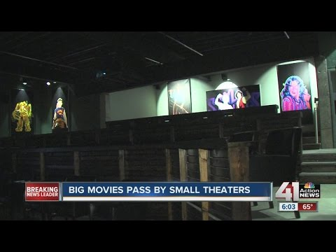 Lawsuit claims AMC Theaters blocked Houston, Texas theater from new releases