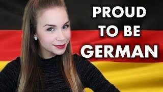 I am Proud to be German