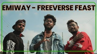 EMIWAY - Freeverse Feast |  Dance Choreography | Touch Dance Studio