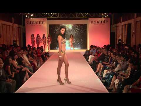 A Sensuous Affair – lingerie fashion show with  Madhur Bhandarkar's Calendar Girls #affairwithamante