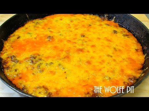 Chili Cheese Dip Recipe!!! - How To Make Quick And Easy Chili Cheese Dip
