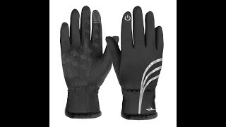 HiCool Unisex Warm Touchscreen Gloves