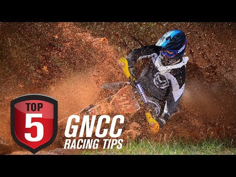 Top 5 Tips For Racing Off-Road Motorcycles & GNCC