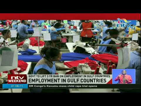 State to lift 3 year ban on employment in gulf countries