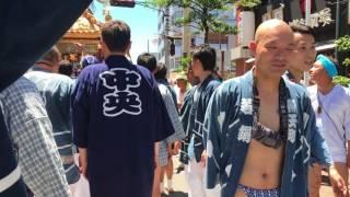木更津八剣神社祭礼 大和町親交会(参)2017