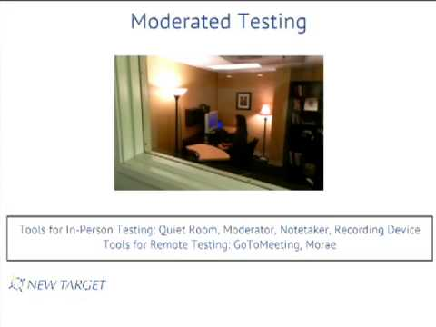 CapitalCamp 2013: UX Testing: What Types of Tests Should I U