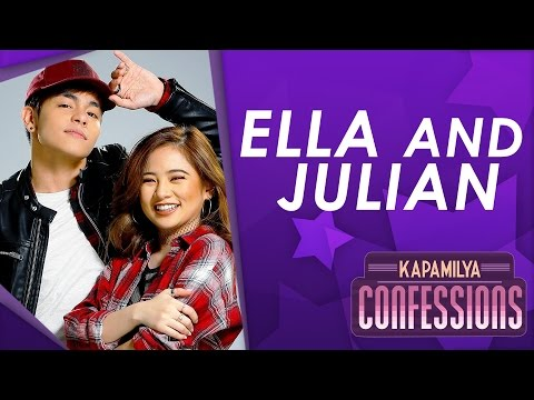 Kapamilya Confessions with Ella and Julian | YouTube Mobile Livestream