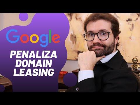 Google Começa a Penalizar Domain Leasing  #SEO #Google